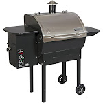 Camp Chef SmokePro Stainless Pellet Grill - Black