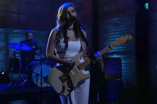 Best Coast Are 'Feeling OK' and Sounding Great on 'Conan' | SPIN