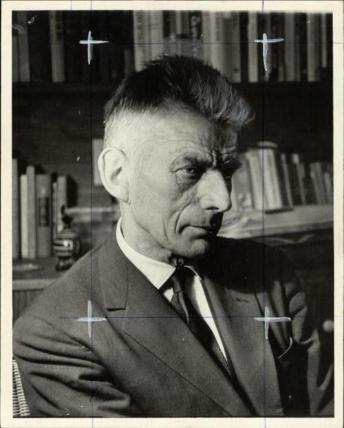 Samuel Beckett by John Gruen