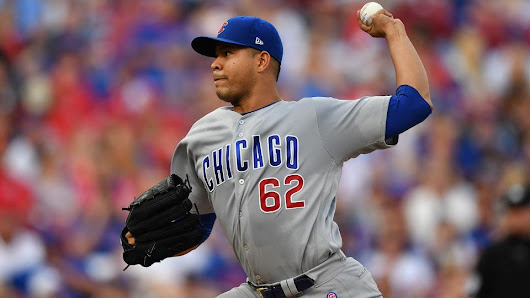 Jose Quintana pitches gem in Cubs' Game 2 win