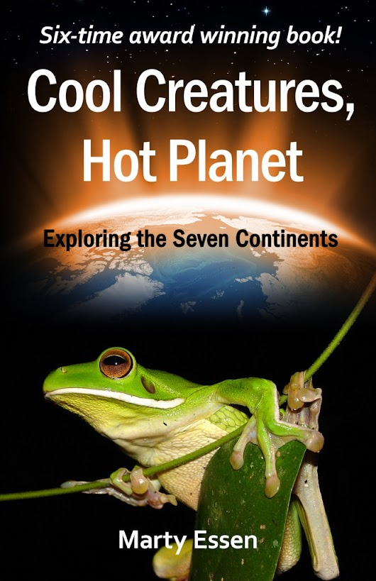 Earth Day: Cool Creatures Hot Planet Interview | Dancing Dog Blog