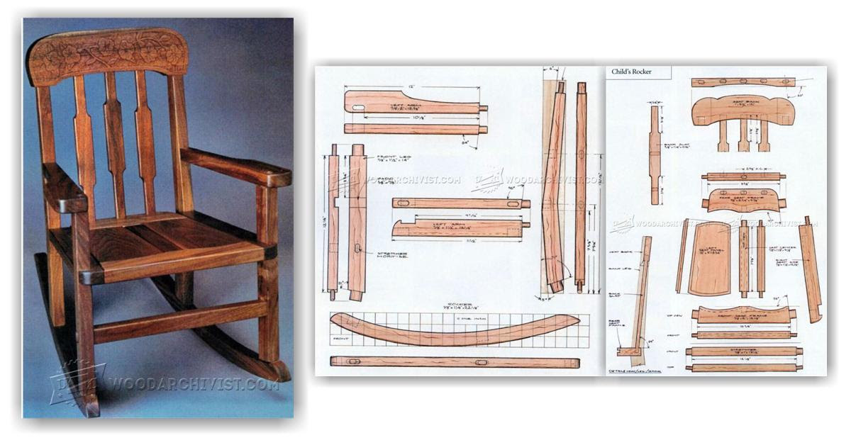 Enjoyable Adirondack Glider Chair Wood Project Plan Gmtry Best Dining Table And Chair Ideas Images Gmtryco