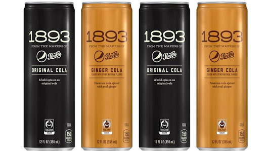 Pepsi Doubles Down on Craft Soda With 1893 Cola Concept