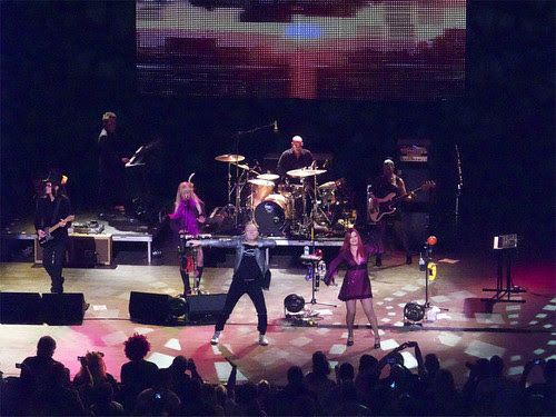 The B-52's at the Classic Center 8