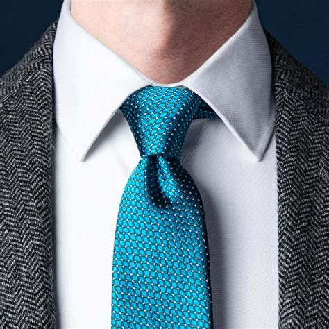 How To Tie A Four in Hand Knot   Ties.com