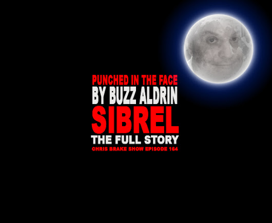 Bart Sibrel from 'A Funny Thing Happened On The Way To The Moon' plus Buzz Aldrin Knockout
