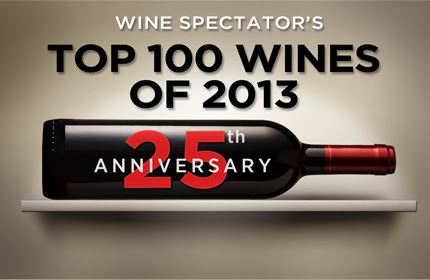16 Italian in the Top 100 di Wine Spectator