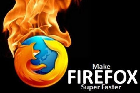 How To Make Mozilla Firefox Faster For Web Browsing