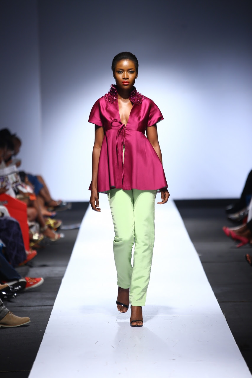 Heineken Lagos Fashion & Design Week 2015 Ade Bakare Collection - BellaNaija - October 20150020