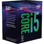 Intel Core i5-8600 Desktop Processor - 6 Core - Up to 4.3GHz Turbo - Socket H4 LGA-1151 - 65W