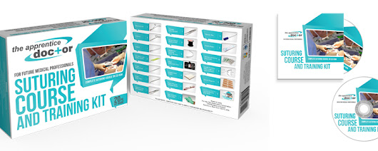 Suturing Skills | Suture Practice Kits for Students | The Apprentice Doctor