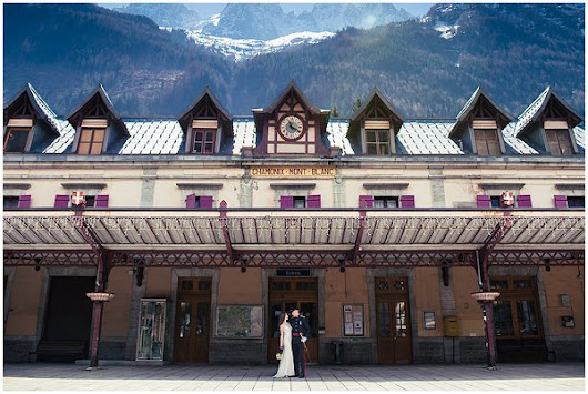 Military Wedding in Chamonix