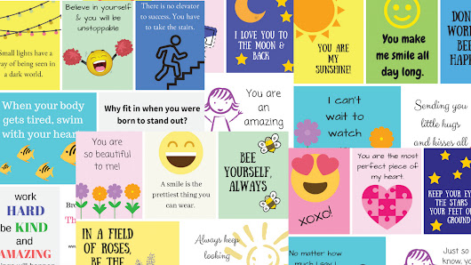 Free, Fun & Motivational Lunch Box Notes For Kids