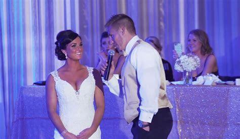 VIDEO: Groom Surprises Bride With The BEST Wedding Present