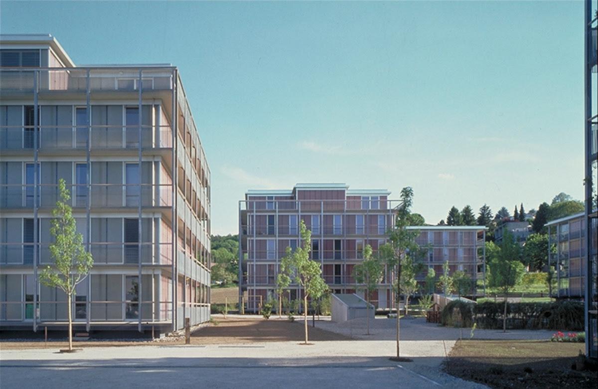 Vivienda Colectiva, Balance Concept, Uster-Fällanden, Haerle Hubacher und Hofmann, Arquitectura, Diseño