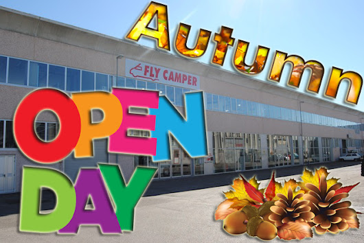 AUTUMN OPEN DAY da Fly Camper | FiglineIncisa.com