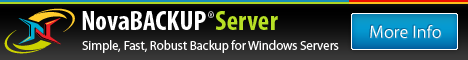 NovaBackup Server On Sale