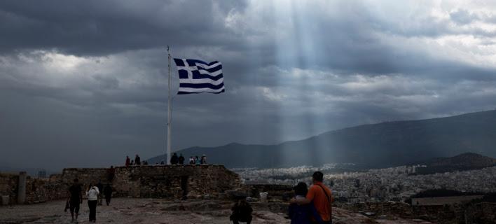 Φωτογραφία: AP Photo/Petros Giannakouris