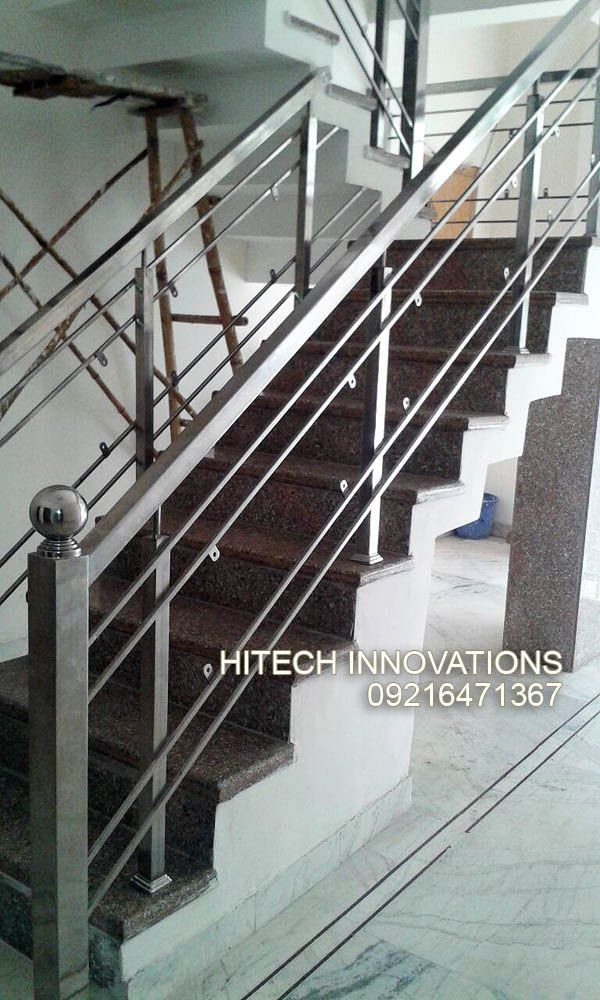 Stainless Steel Railings In Mohali Chandigarh And Panchkula