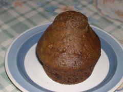 MUFFINS DE CHOCOLATE Y CANELA
