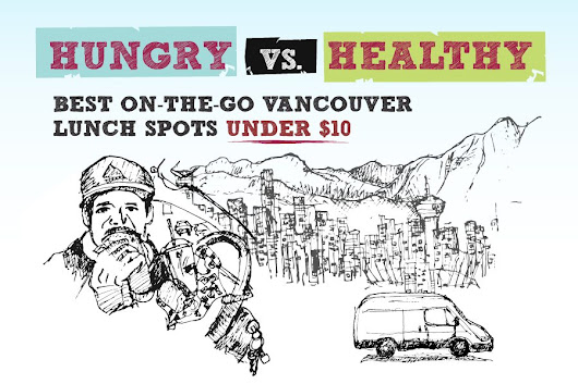 Vancouver Lunch Spots for When You're on the Run | NERO Global Tracking