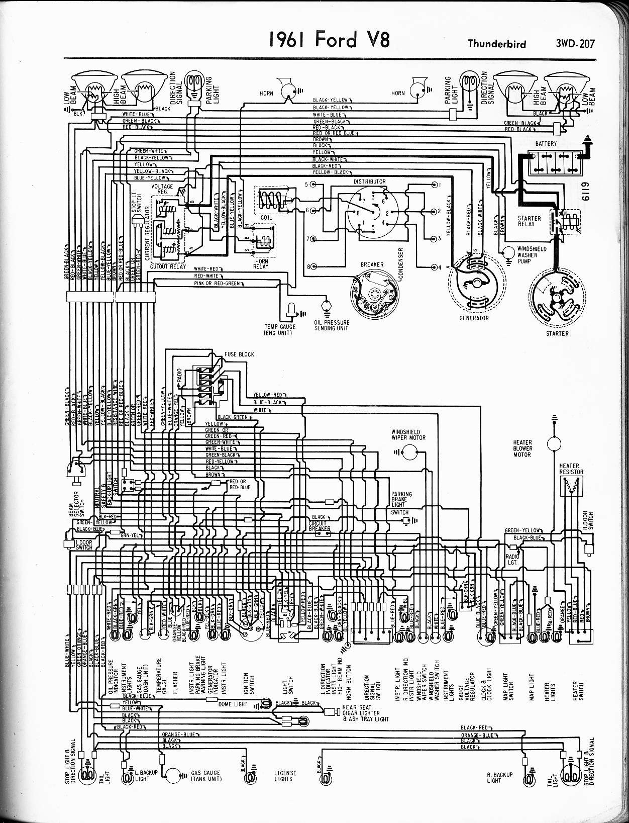 2006 Mercury Monterey Fuse Diagram