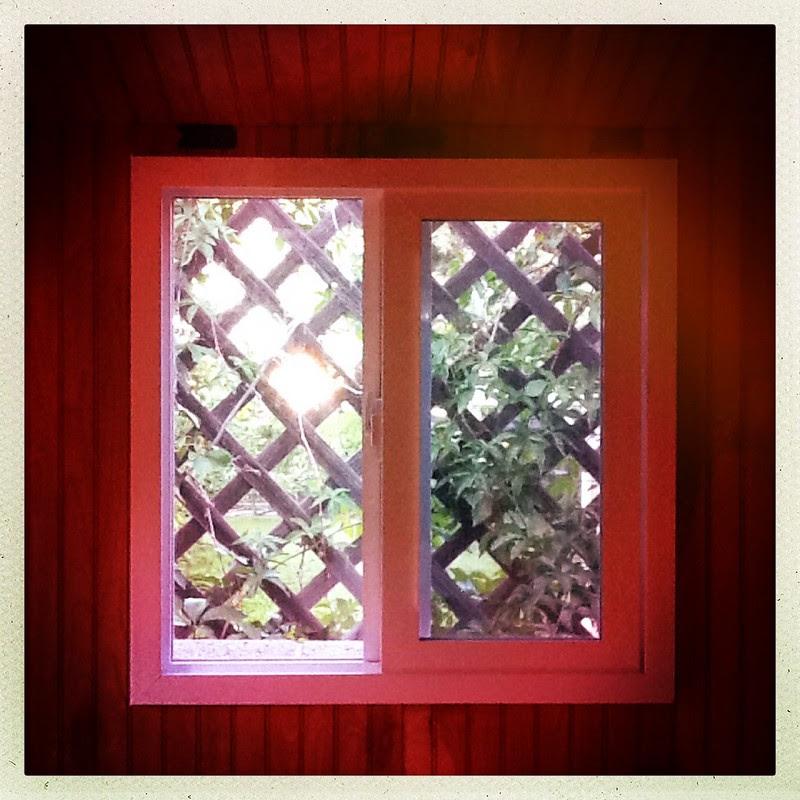 Man Cave Window