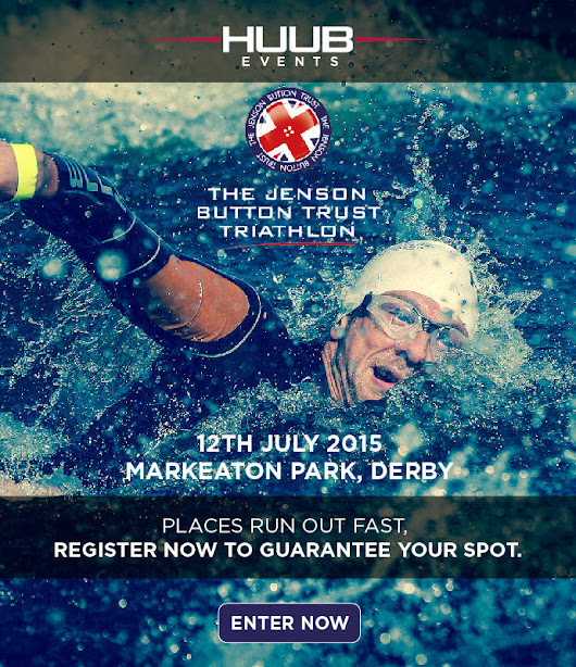 HUUB Events - The Jenson Button Triathlon 2015 in Derby