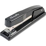 Swingline Commercial - Stapler - 20 sheets - metal - black