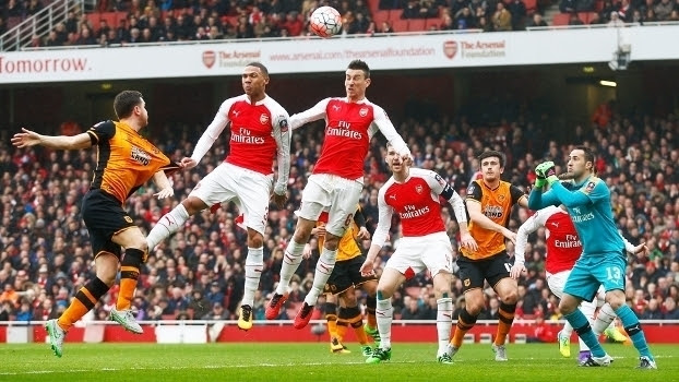 Hull City x Arsenal ao vivo hoje 17/09/2016