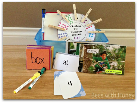 the learning box