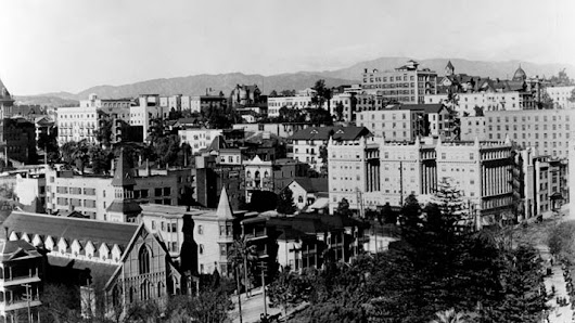 Historical Timeline of Los Angeles