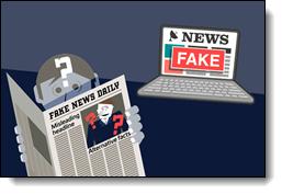 Emmett Moore Jr. Fake News