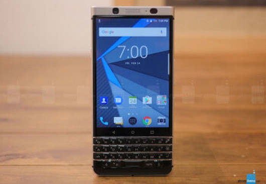 BlackBerry KEYone hands-on preview: bringing the physical keyboard back from the dead | PhoneArena reviews