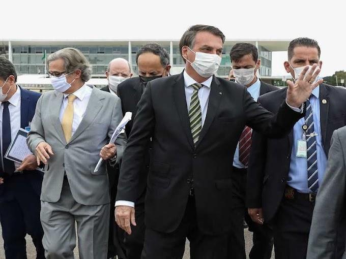Bolsonaro recua e cancela churrasco marcado para o Palácio da Alvorada