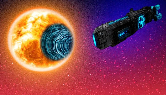 Is NASA Trying to Test Interstellar Travel Using a Solar Wormhole?