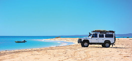 Ripples on the Reef                           | 4WD Touring Australia