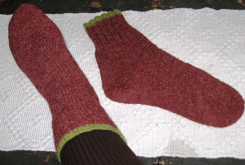 Arch shaped socks