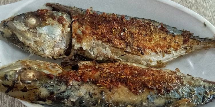 Resep Kembung Bakar Mix Herbs (menu Diet) Oleh Xoxo's Kitchen