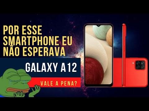Samsung Galaxy A12 - Ficha Técnica