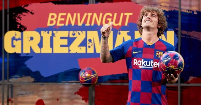 Griezmann wants Arsenal man at Barcelona as reveals Liverpool wish