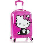 """Heys America Spinner - 18"""" - Hello Kitty 3D"""