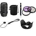 Rokinon 24, 35, 50, 85mm T1.5 Cine DS Lens Kit for Canon EF Mount