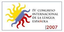 Congresso da língua espanhola, Cartagena 2007