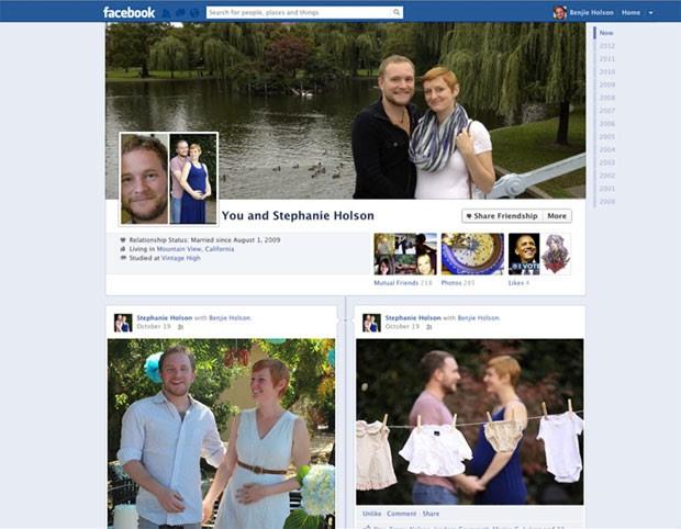Facebook lançou uma nova página de amizade (Foto: Divulgação)