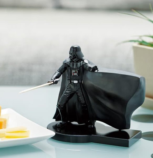 Darth Vader Toothpick Dispenser | Awesome Stuff to Buy