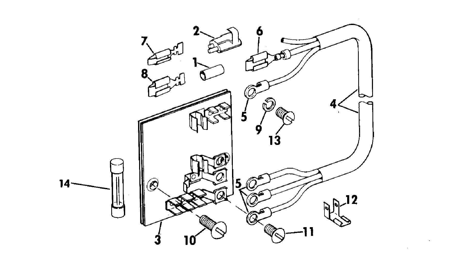 35 Johnson Outboard Control Box Diagram - Wiring Diagram List