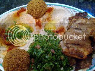 mixes plate