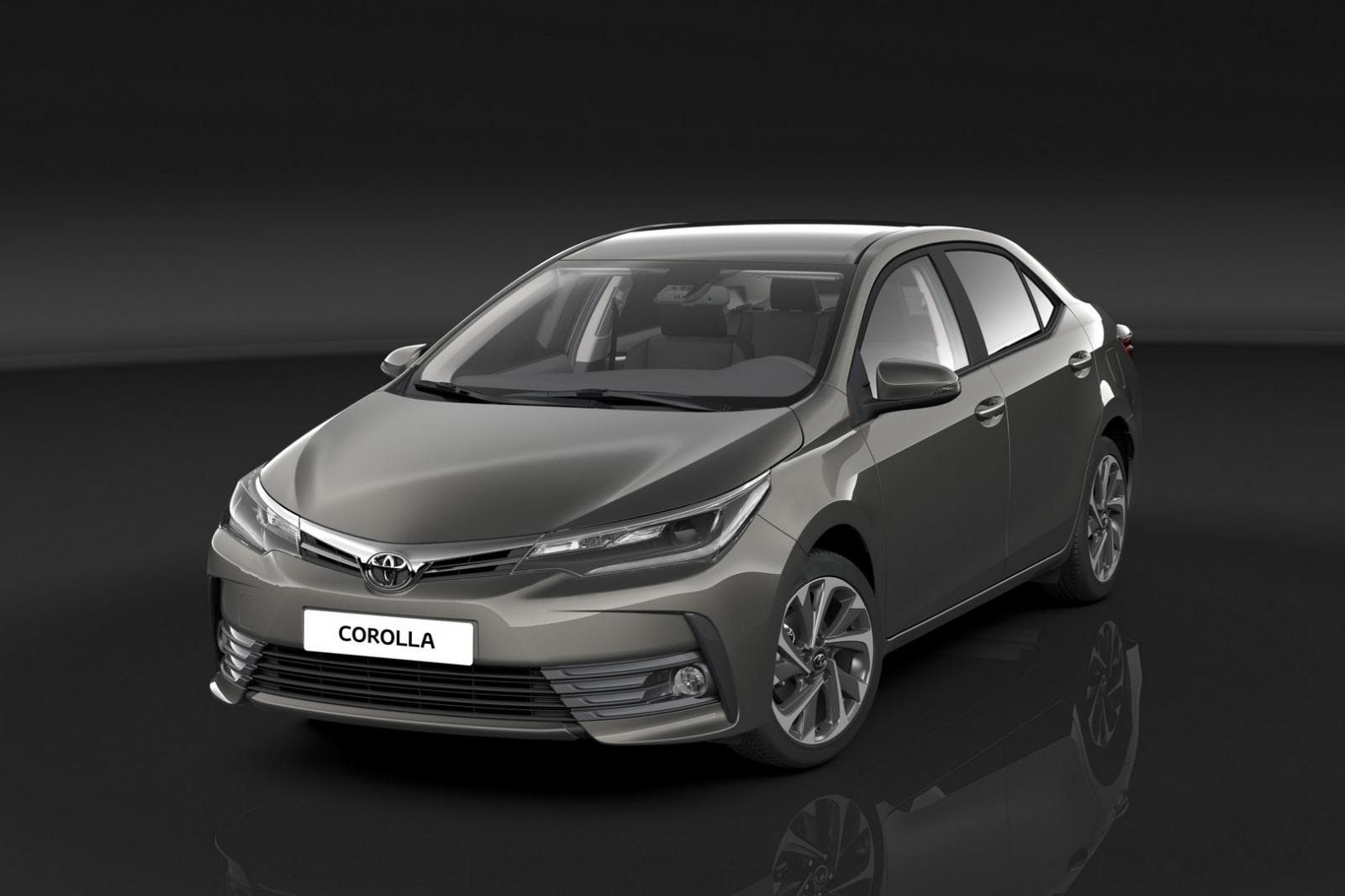 2016 Toyota Corolla Facelift for European Market Revealed ...