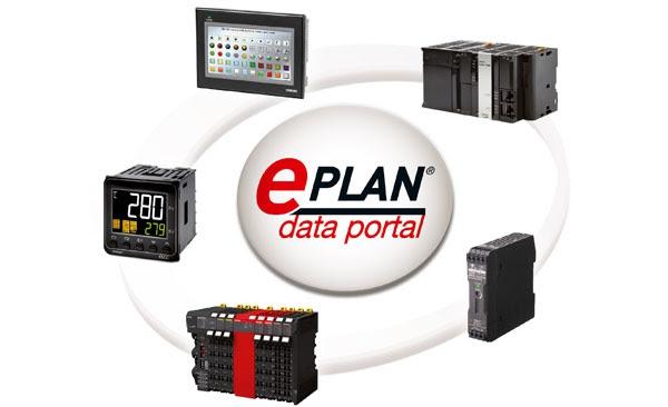 Omron presenta las librerías para el CAD Electrico ePLAN